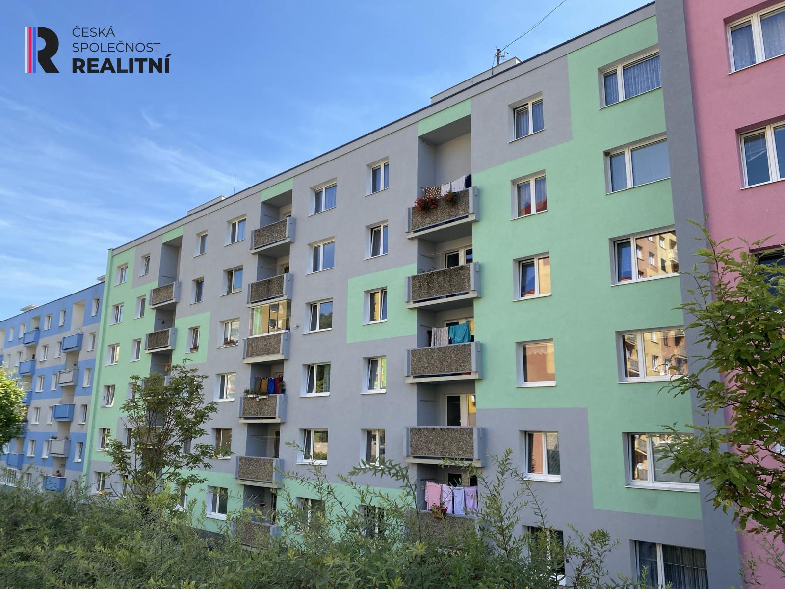 Prodej bytu, 3+1, 71 m, Cheb