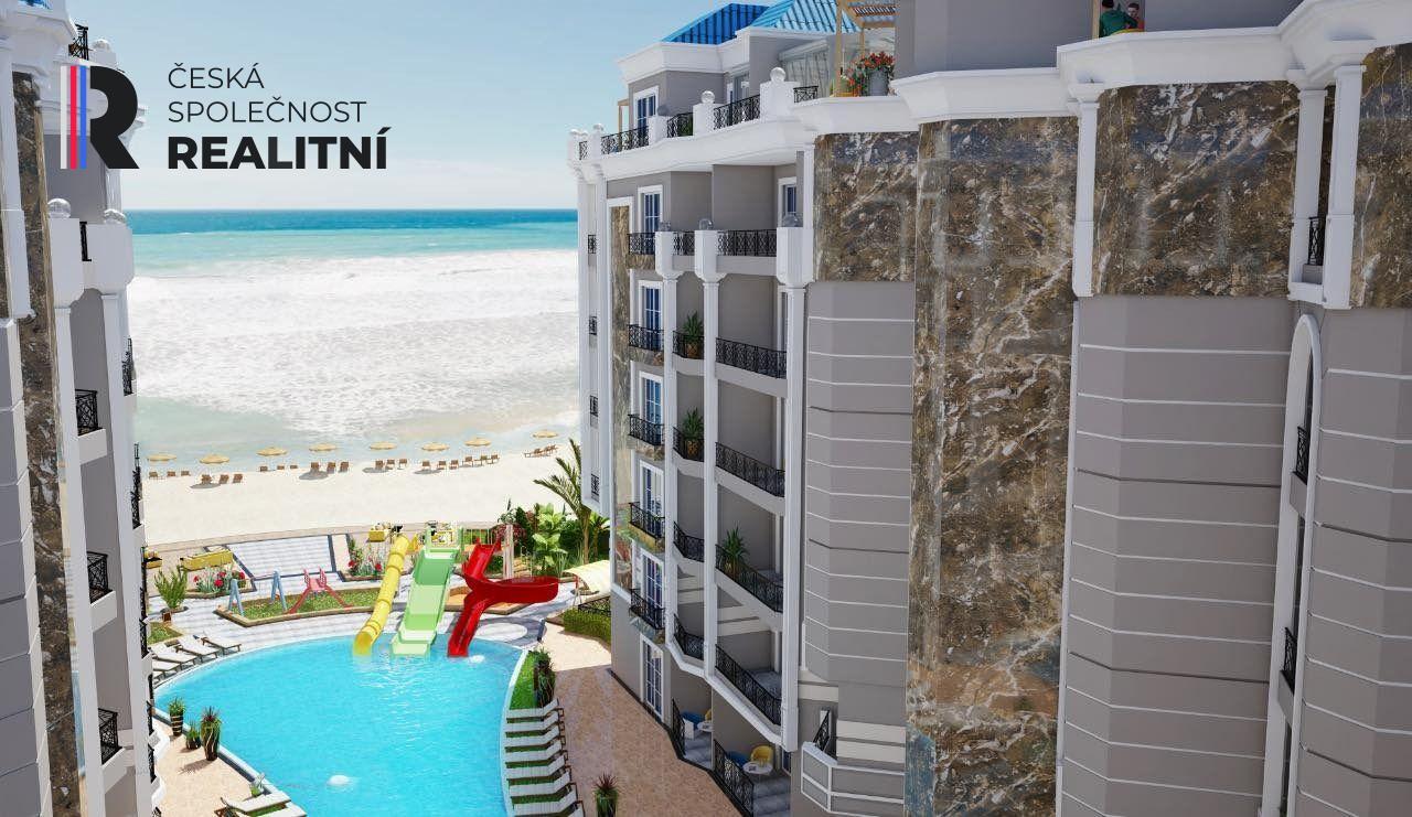 Prodej studia v novém resortu Julina Beach  Hurghada Egypt