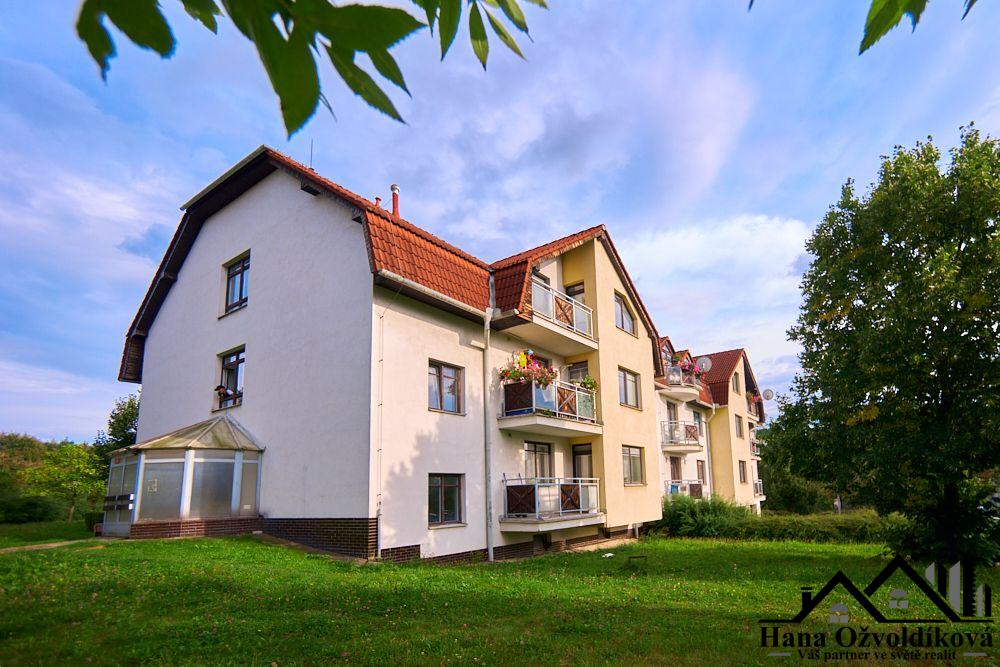 Pronájem bytu 2+1 v Boskovicích