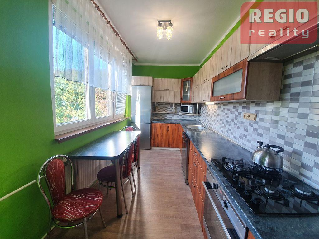 Prodej bytu v osobním vlast. 3+1 v Třinci na Sosně