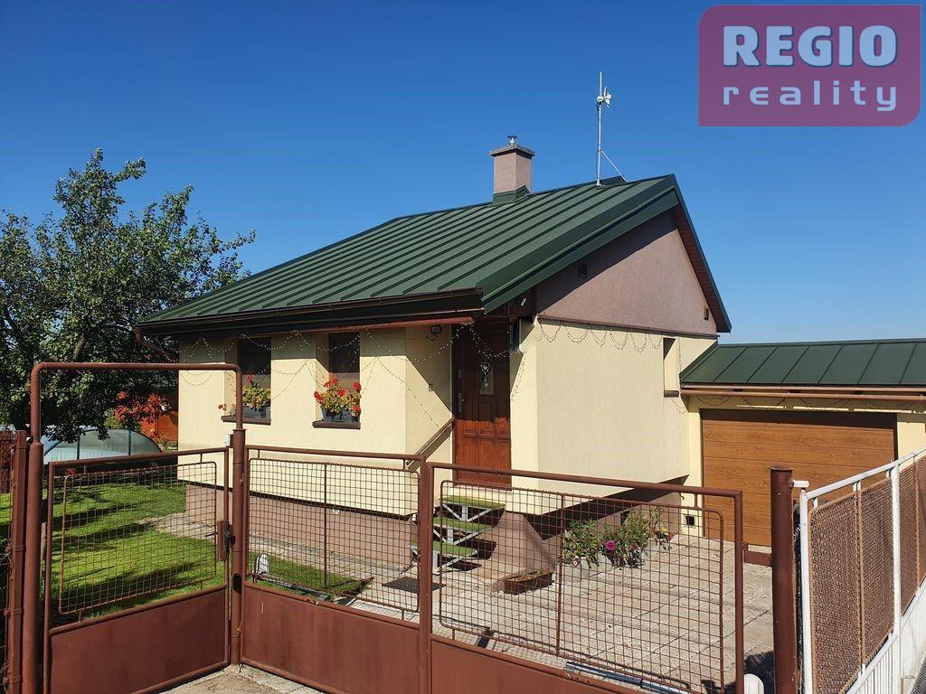 Prodej celoročně obyvatelné chaty s pozemkem 1009 m2 v Českém Těšíně