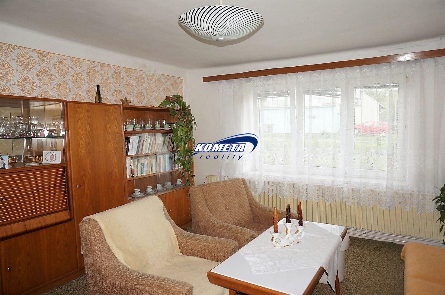 Prodej rodinného domu 120 m2, pozemek 357 m2