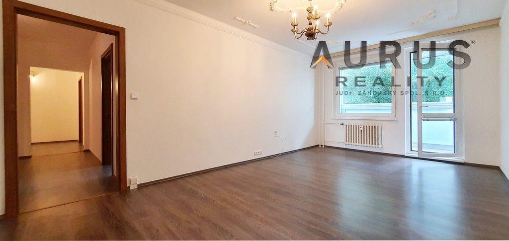 Prodej prostorného bytu 3+1/L, 83 m2, ul. Werichova Praha 5 - Barrandov