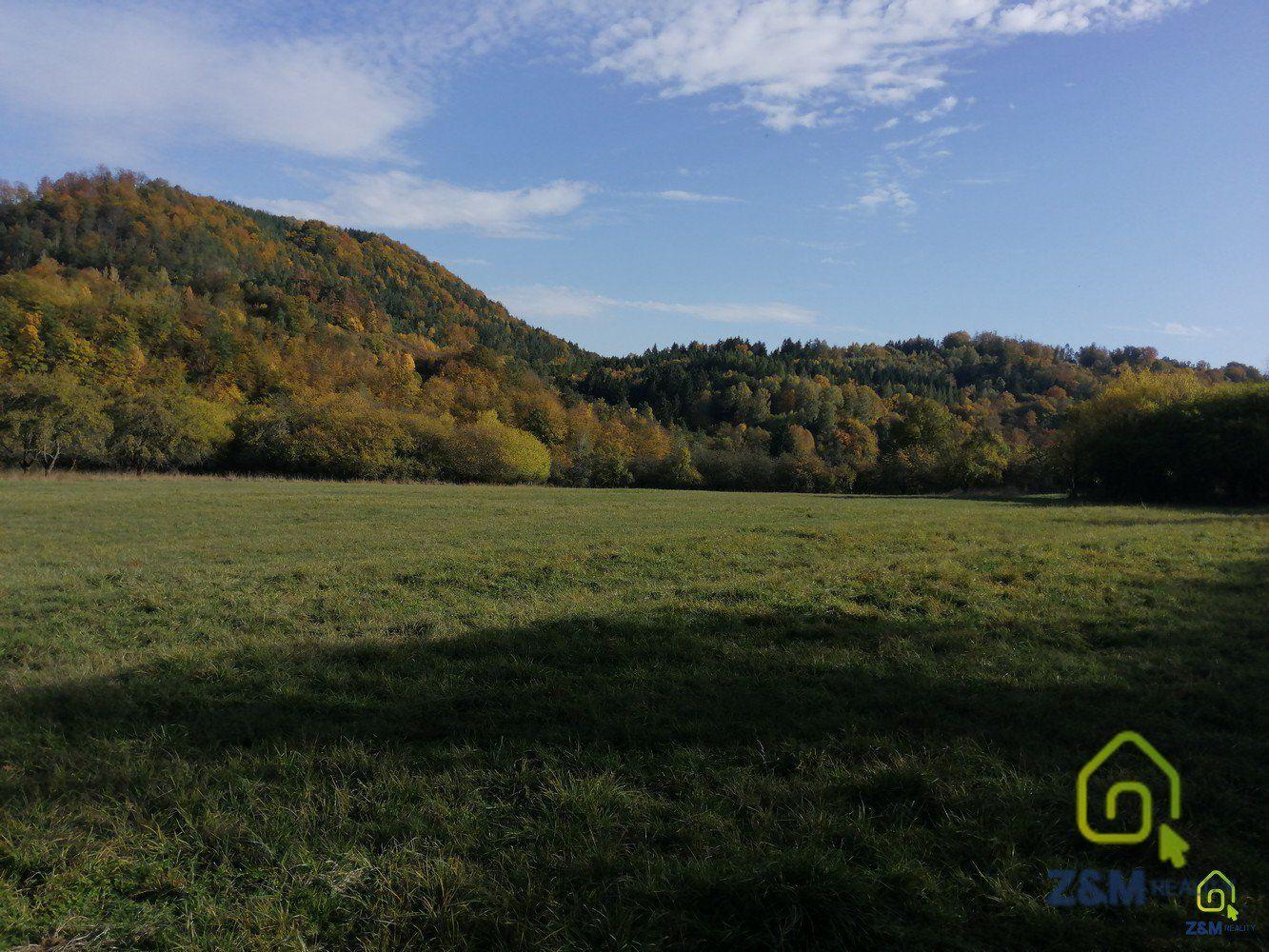 Krasný venkovský pozemek - Vojkovice 7562m2