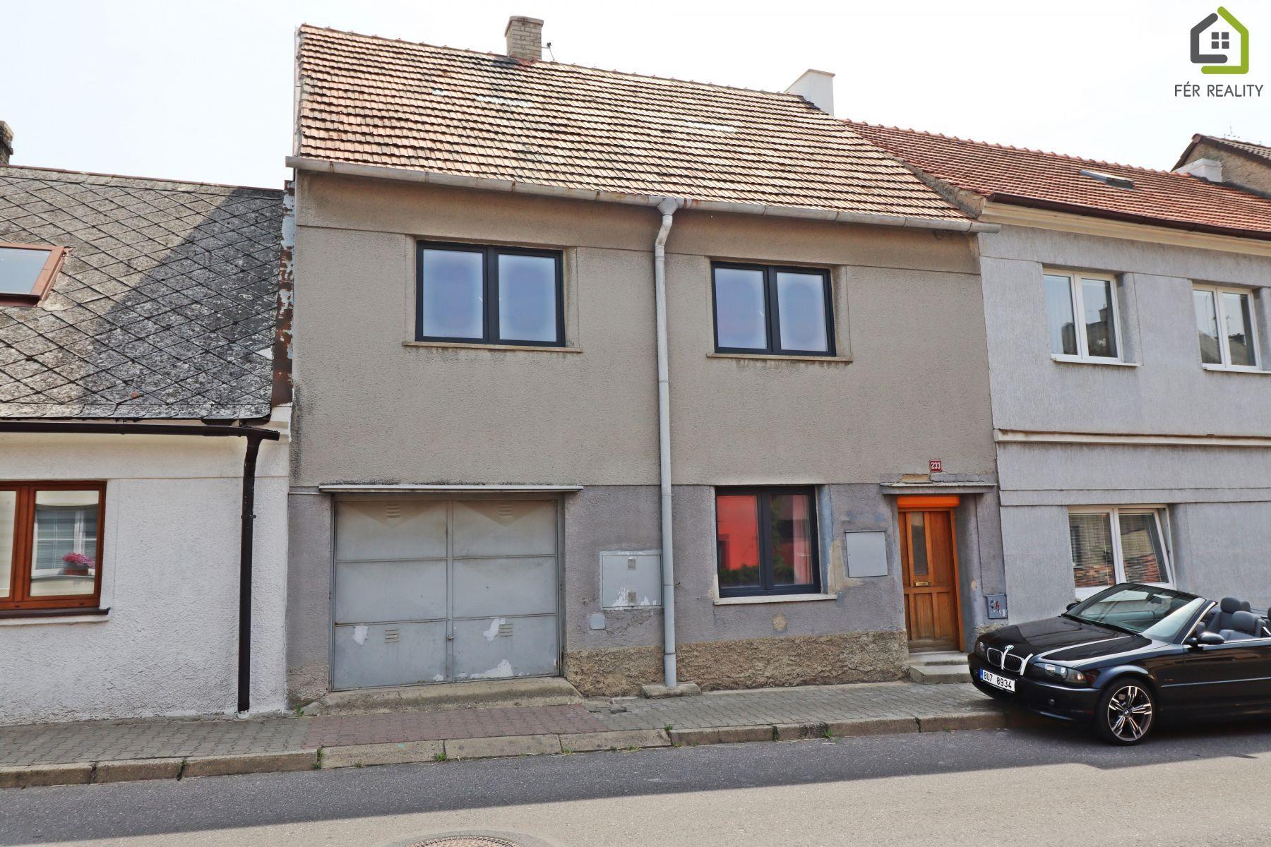 Prodej rodinného domu 150 m2, pozemek 156 m2