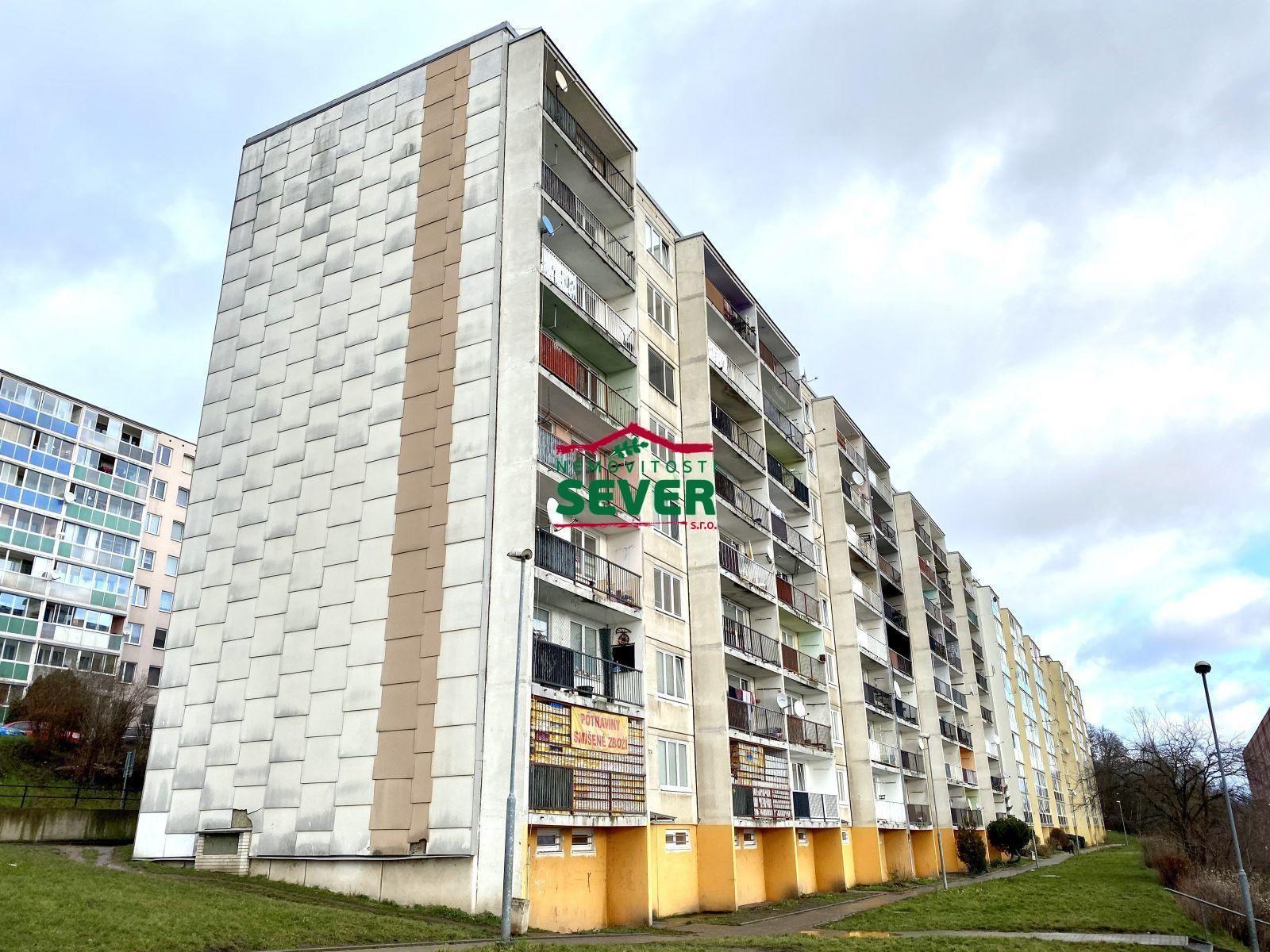 Prodej, byt 4+1, OV, Litvínov - Janov, ul. Luční