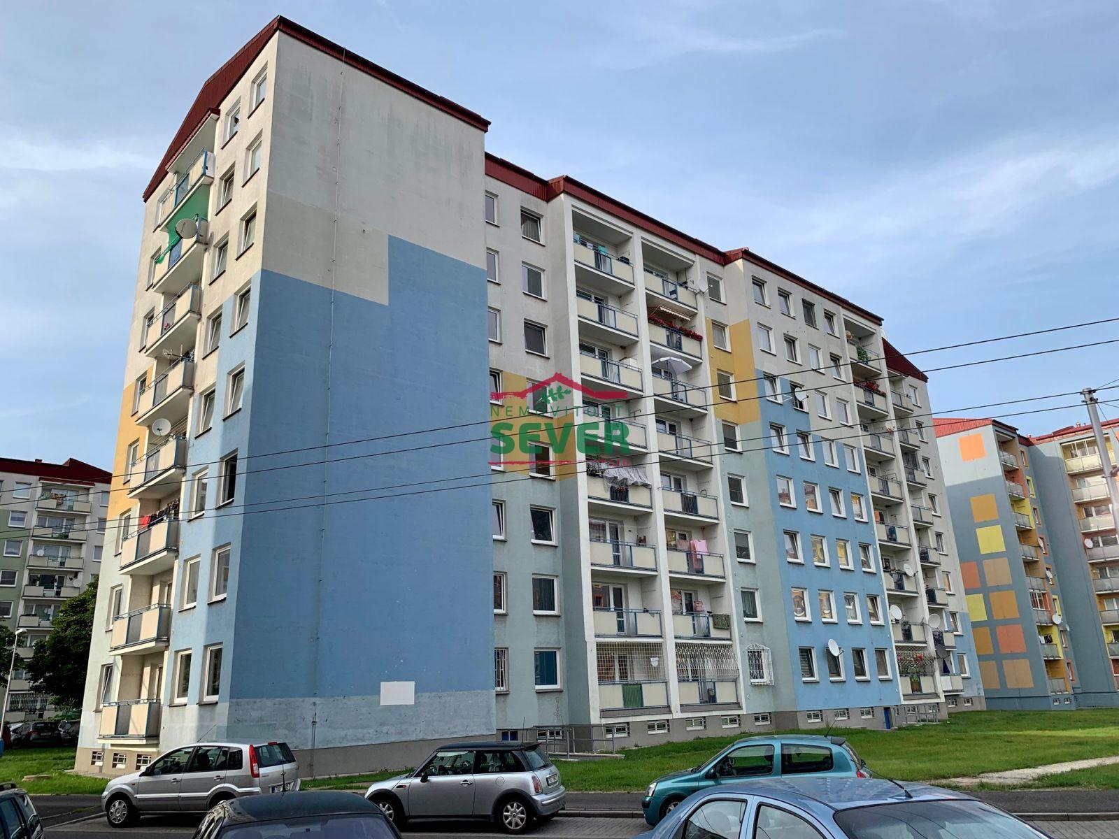 Prodej, byt 2+kk, DV, Teplice, ul. Pod Hvězdárnou