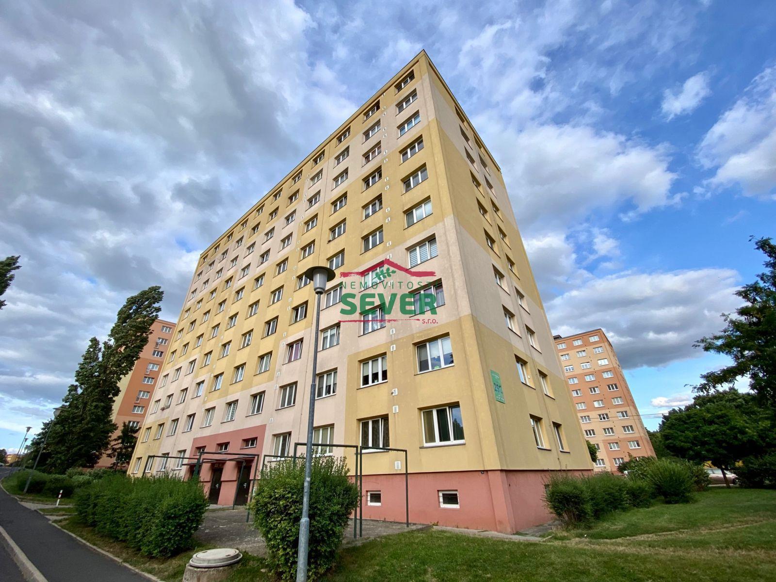 Prodej, byt 2+1, DV, Most, ul. Jaroslava Vrchlického