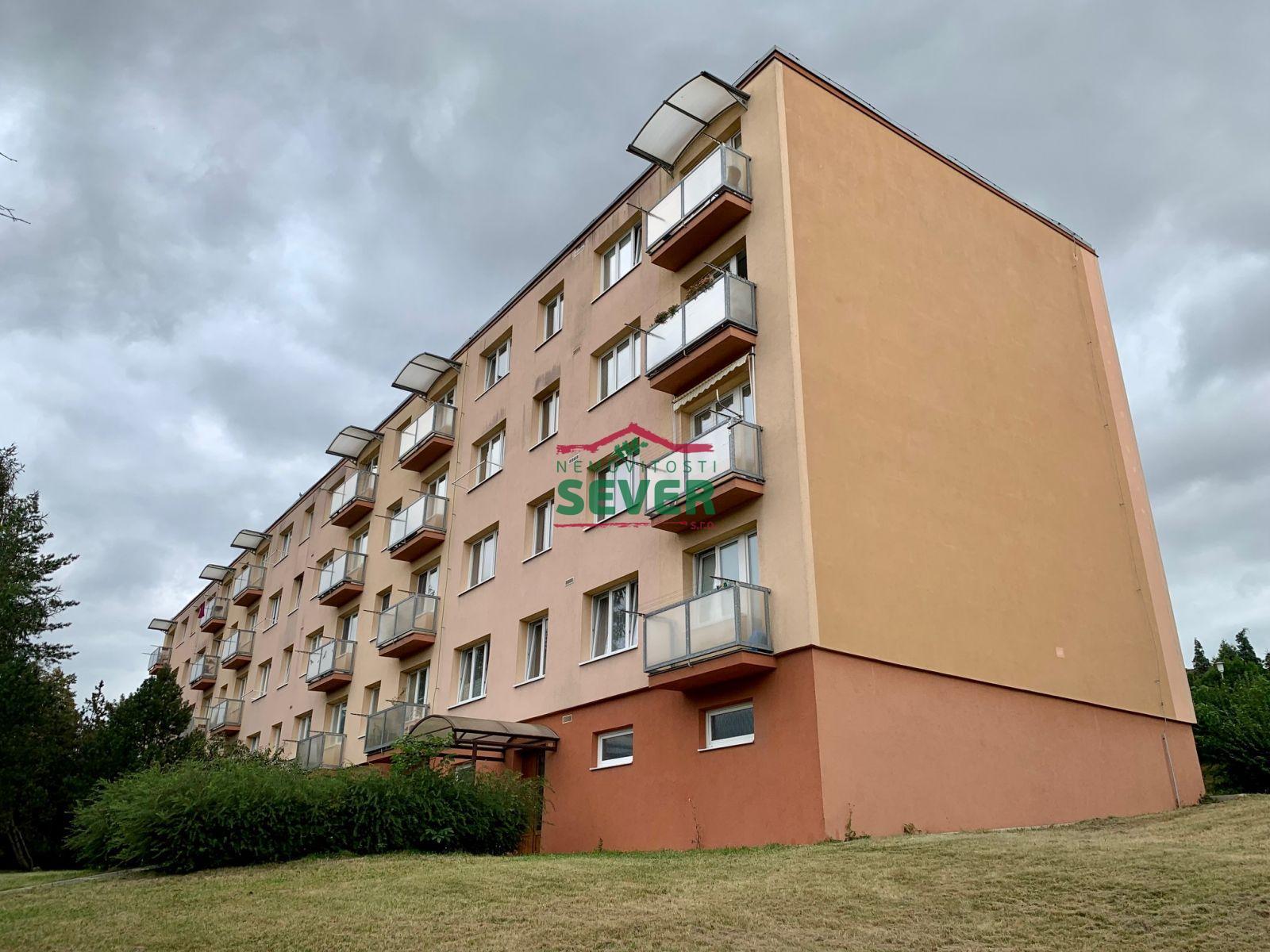 Prodej, byt 2+1, DV, Most, ul. 1. Máje