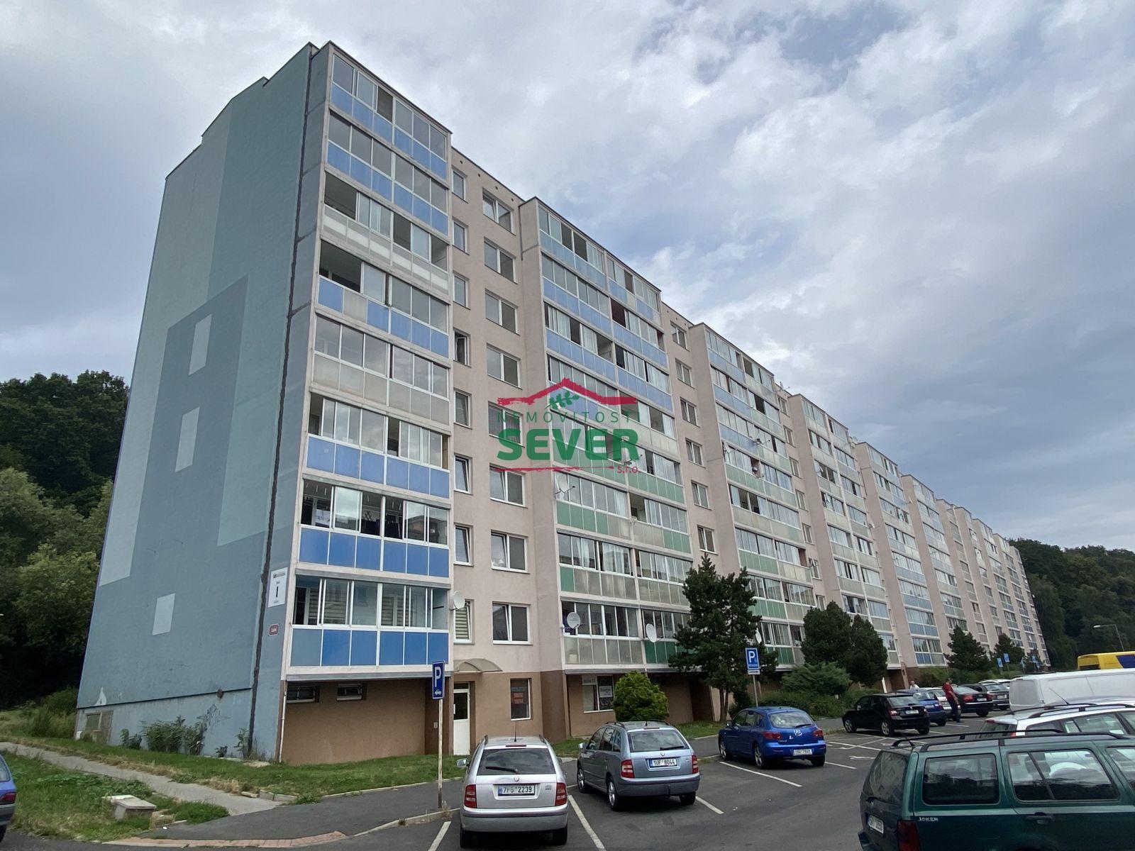 Prodej, byt 4+1, Janov u Litvínova, okr. Most, ul. Luční