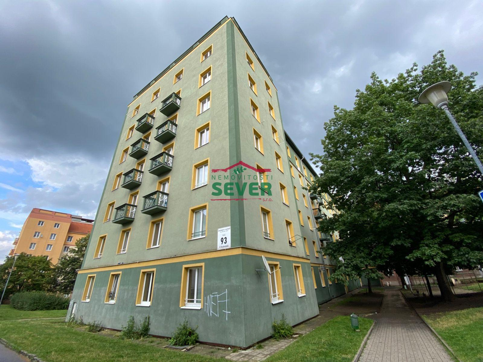 Prodej, byt 2+1, OV, Most, ul. tř. Budovatelů