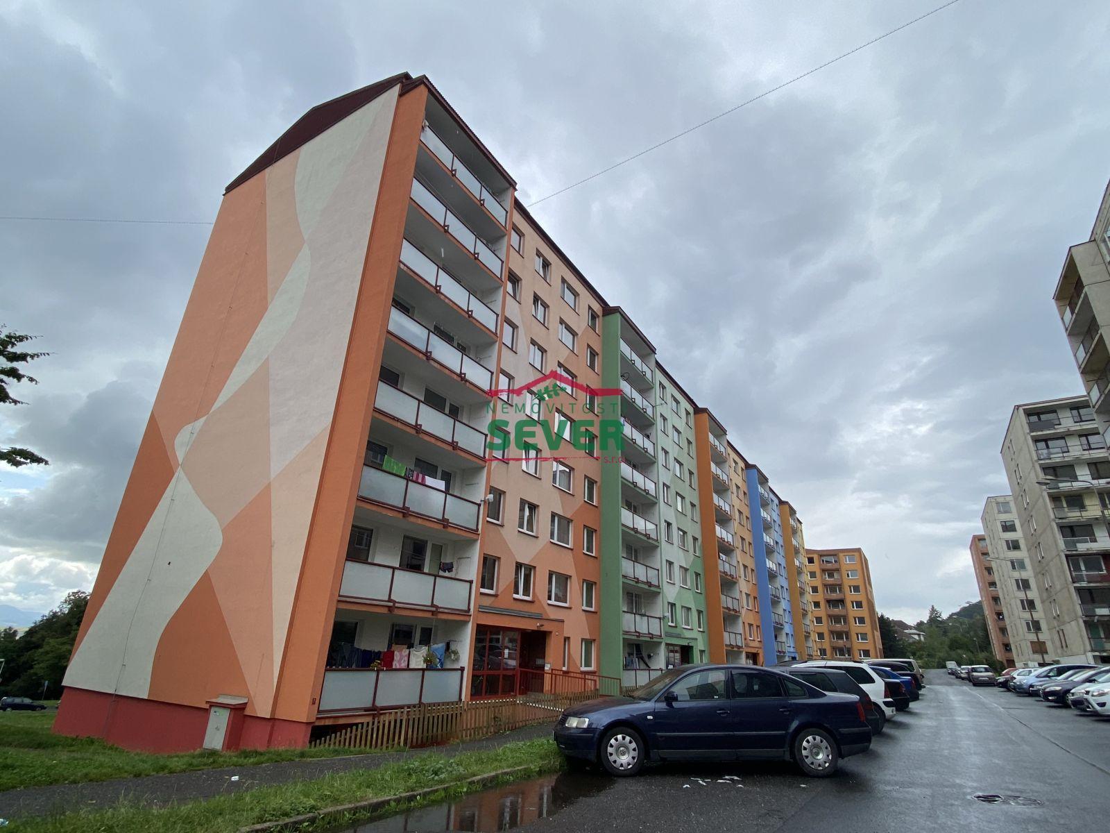 Prodej, byt 2+kk, DV, Krupka, Maršov, okr. Teplice, ul Dukelských hrdinů