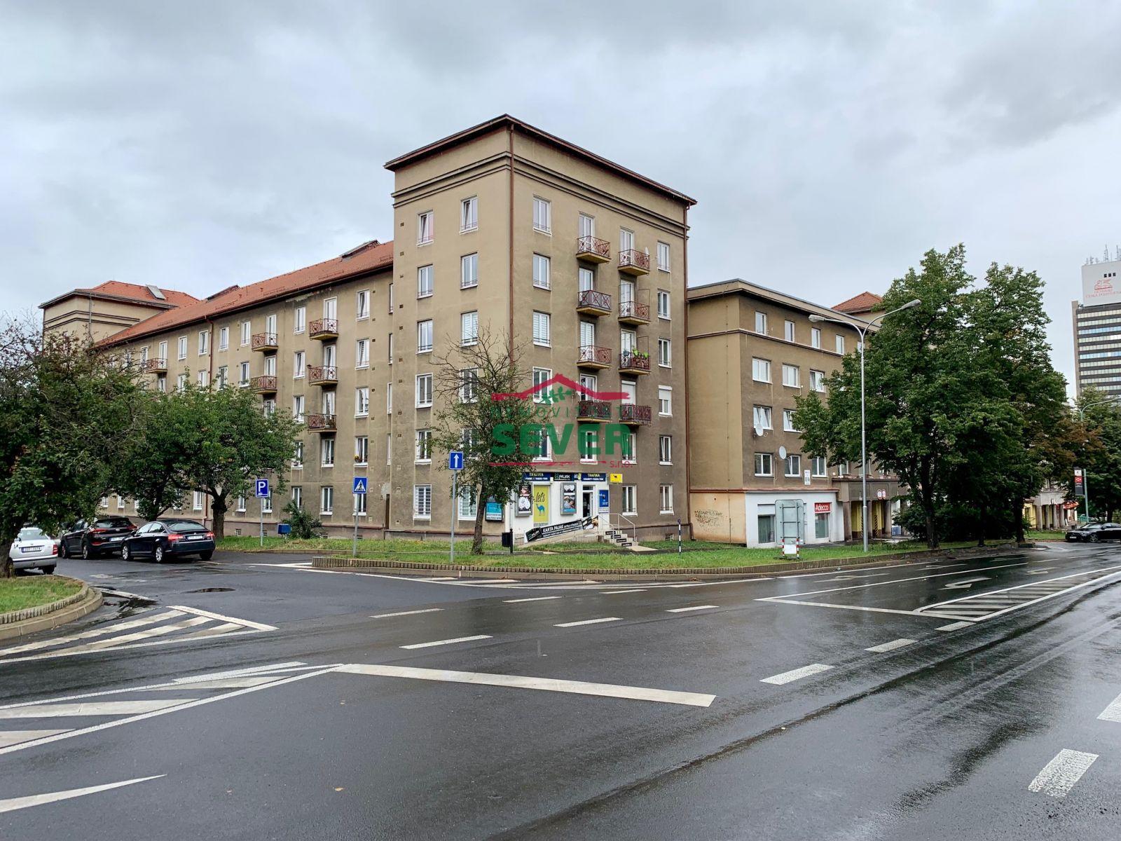 Prodej, byt 2+1, OV, Most, ul. Josefa Skupy