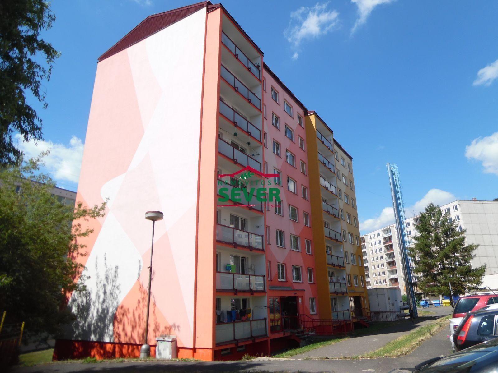 Prodej, byt 3+1, DV, Krupka, ul. Dukelských hrdinů