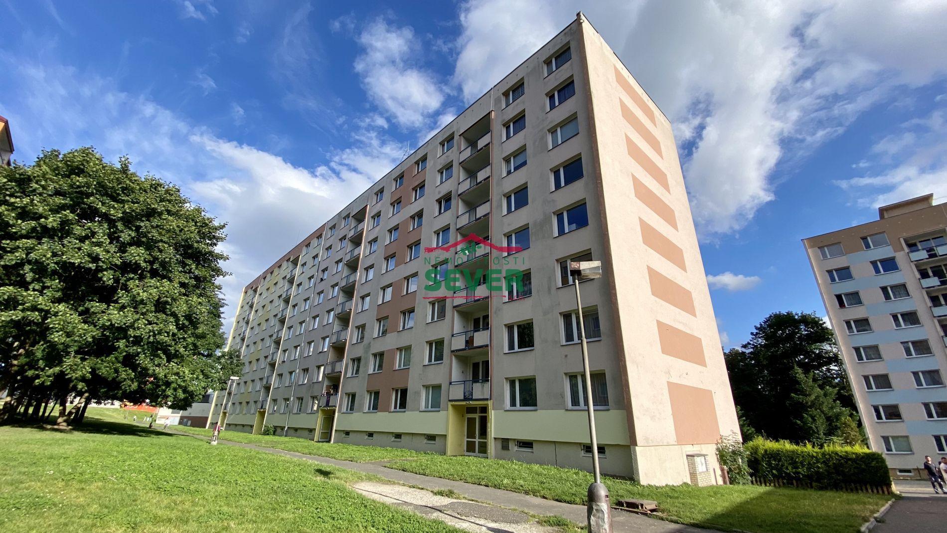 Prodej, byt 3+1, DV, Krupka, ul. Karla Čapka, okr. Teplice