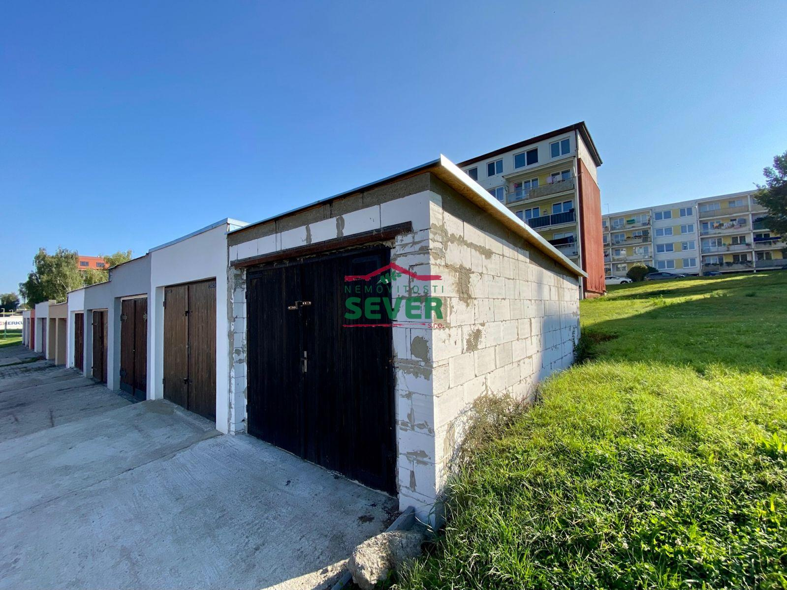 Prodej, garáž, OV, Bečov u Mostu