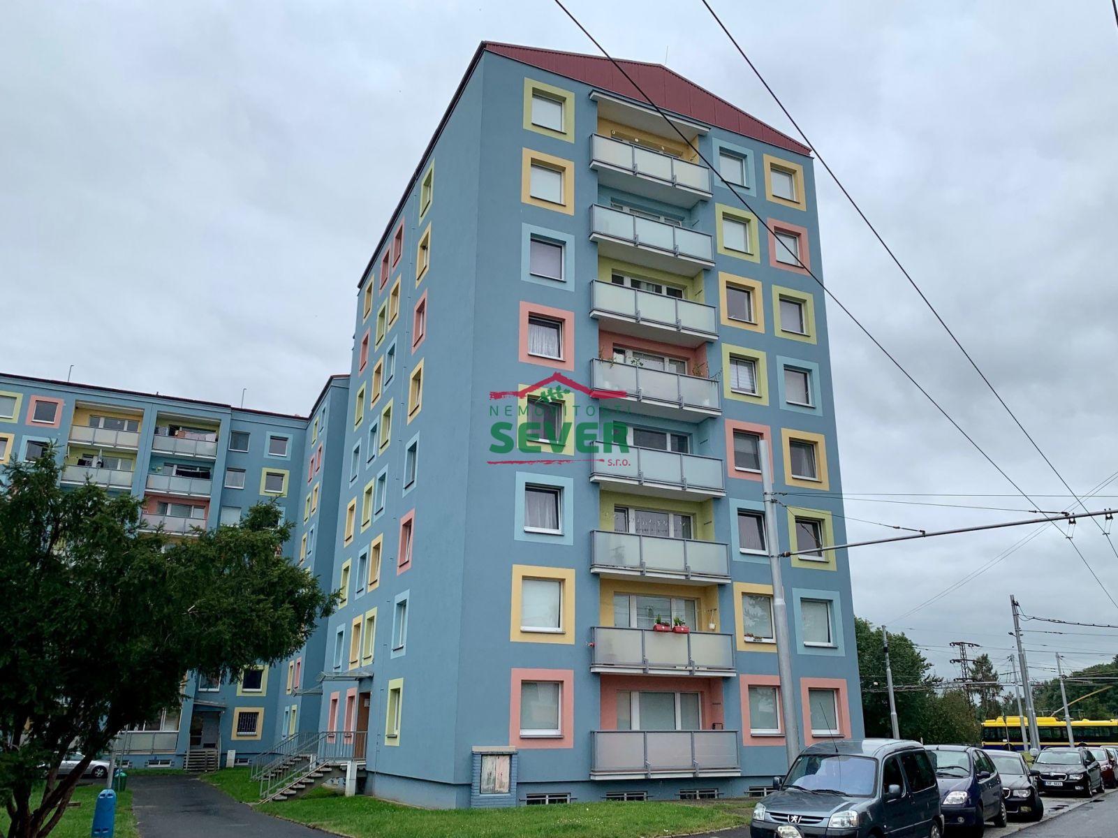 Prodej, byt 4+1, DV, Teplice, ul. Na Konečné