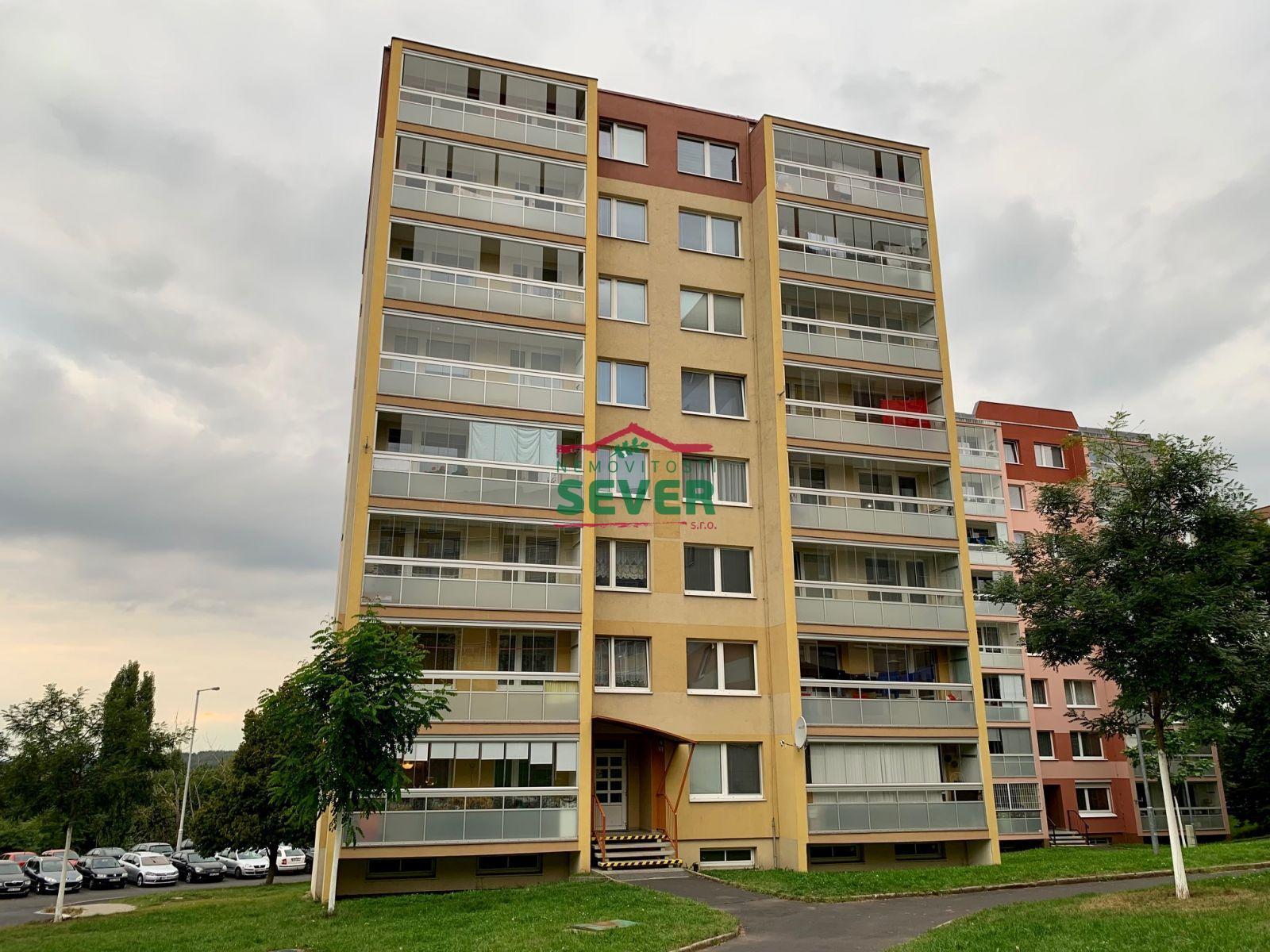 Prodej, byt 3+1, DV, Most, ul. Albrechtická