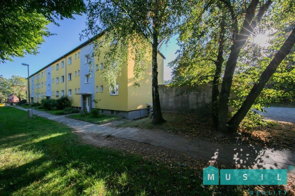 Prodej kompletně zrekonstruovaného a plně vybaveného cihlového bytu 3+kk, Ulice Norská, Olomouc