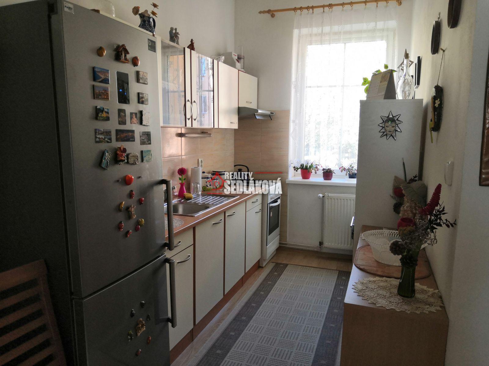 Pronájem bytu 1+1 v Děčíně II - Příkrá ul.