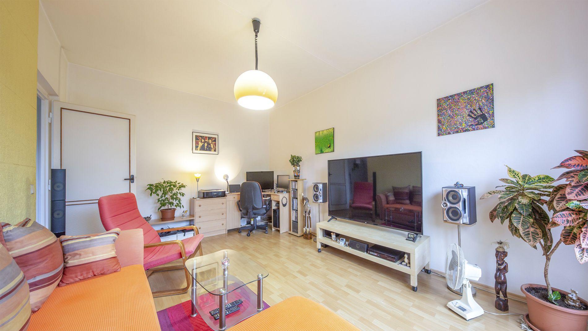 Prodej bytu 2+1, 56 m2