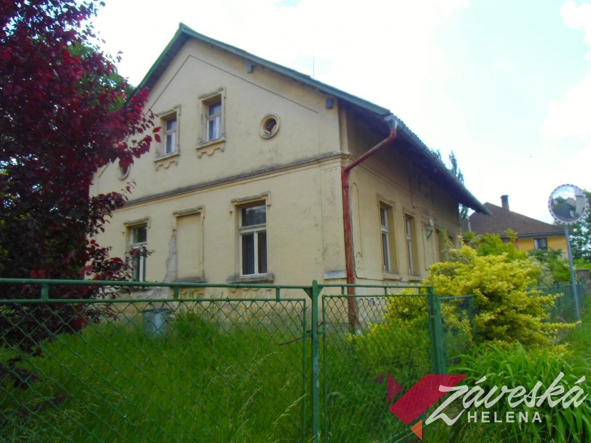 Rodinný dům, 2+1, zahrada 1622 m2 , Mladá Boleslav, Domousnice