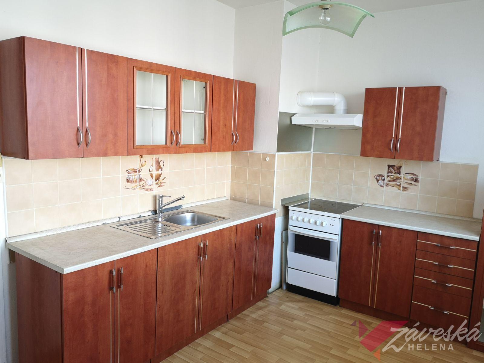 Pronájem, byt, 2+1, 44,55 m2, Liberec, Turnov, Příšovice