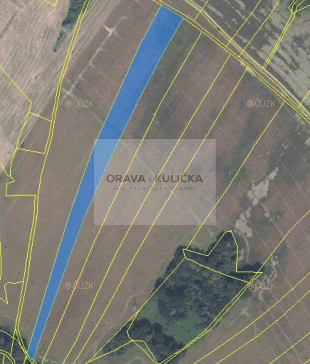 Prodej pozemku, Hranické Loučky, 14331 m2