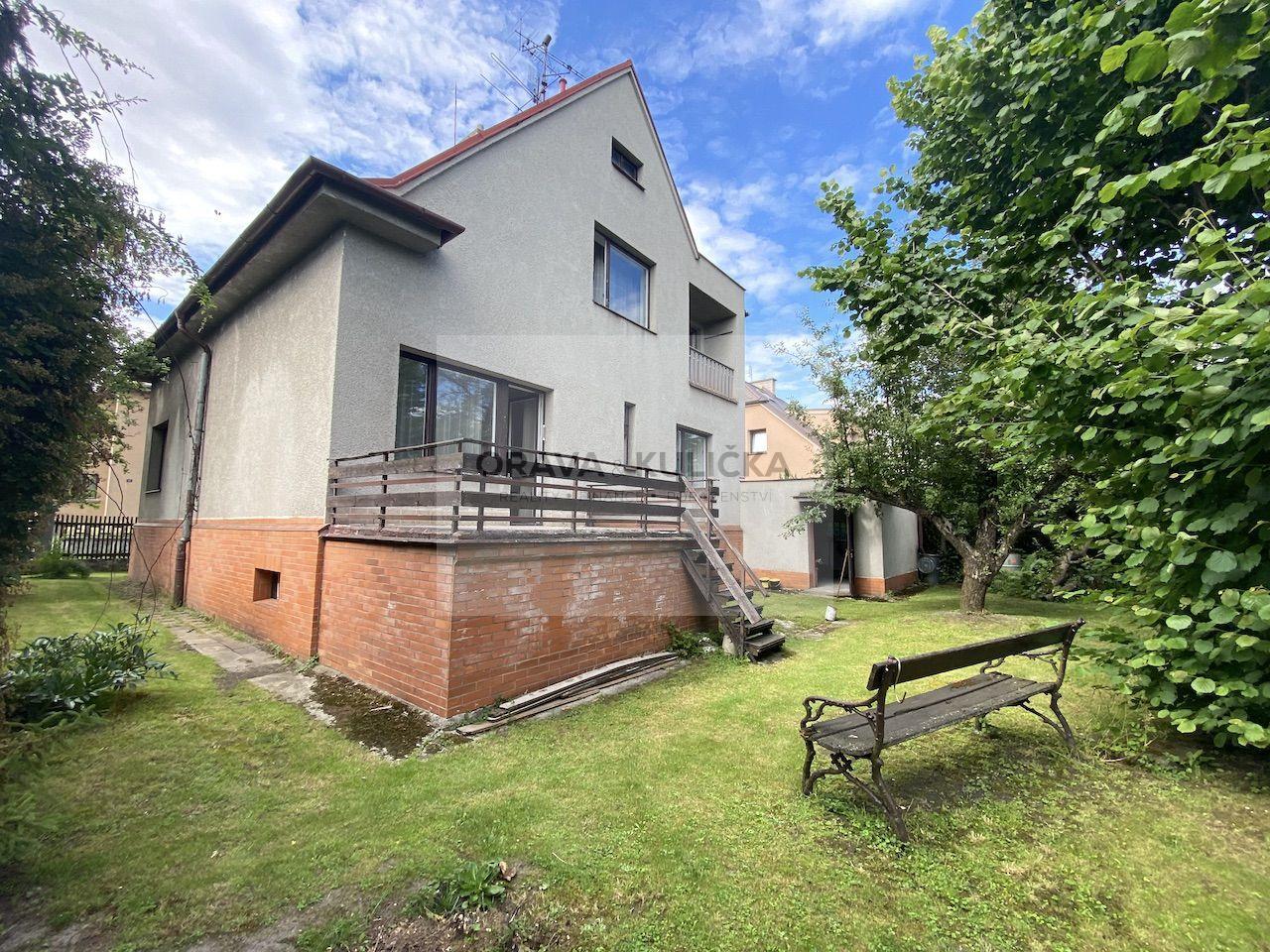 RD 5+2, Pospolitá, Ostrava - Zábřeh, 690 m2