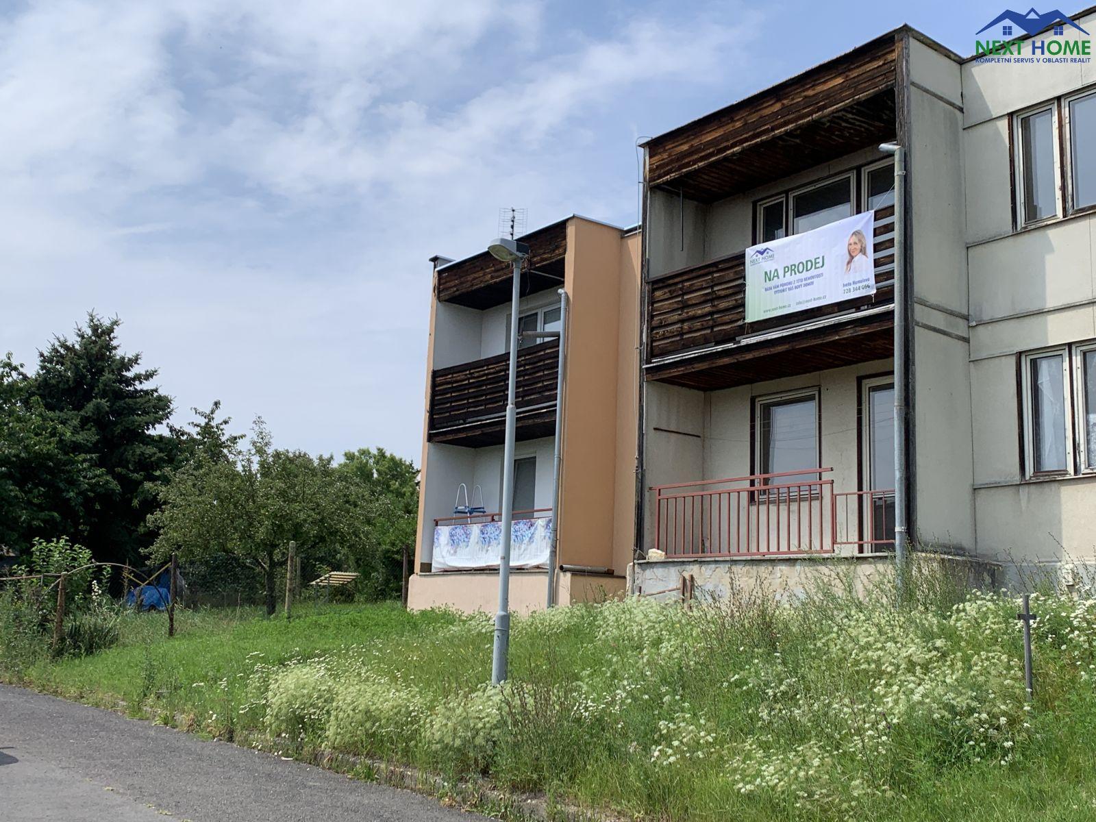 Prodej RD, okál, 5+1, garáž, zahrádka, celková plocha 199 m2, Chožov, okr. Louny.