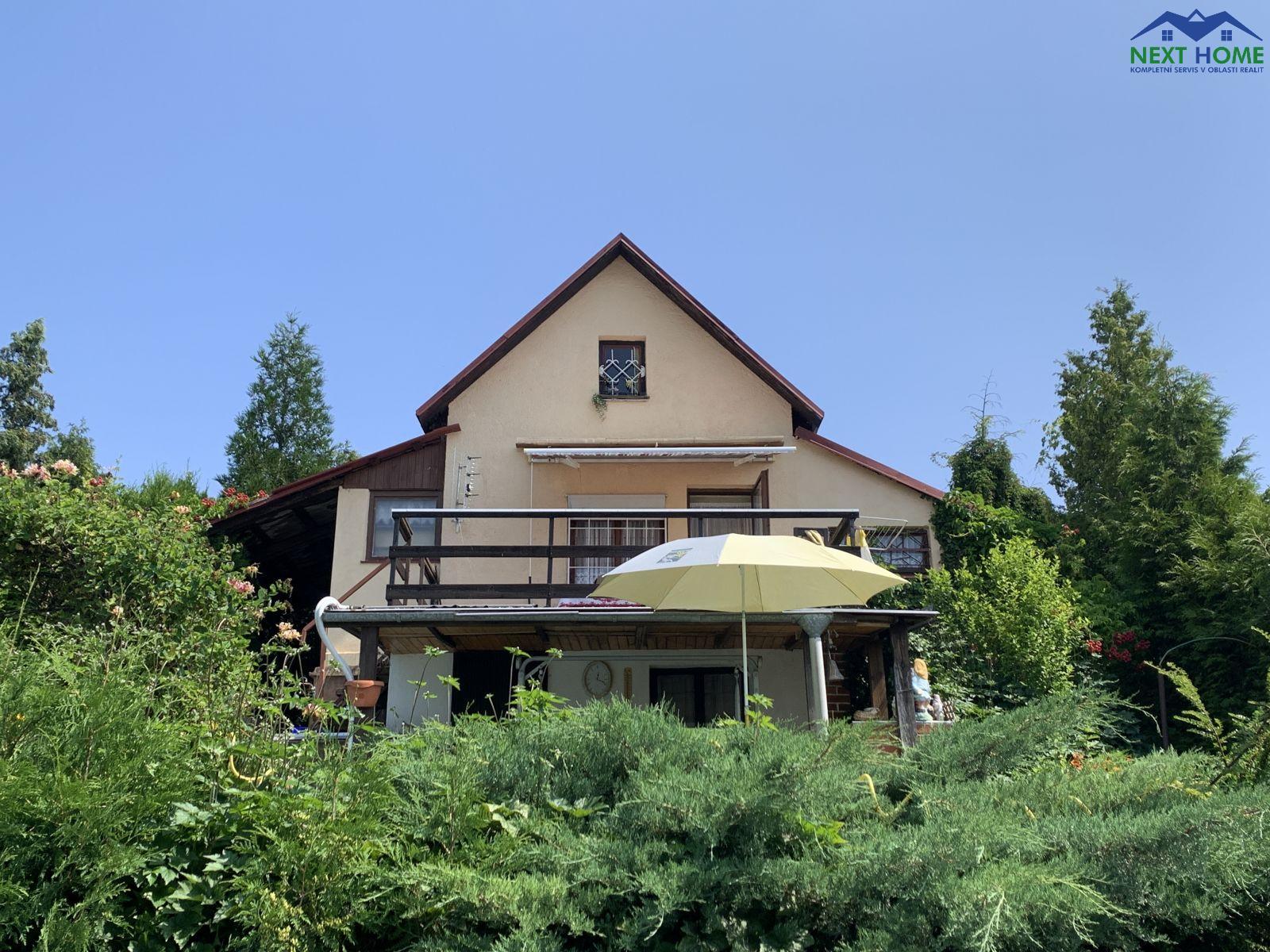 Prodej chalupa, zahrada, celková plocha 668 m2, Žitenice okr. Litoměřice.