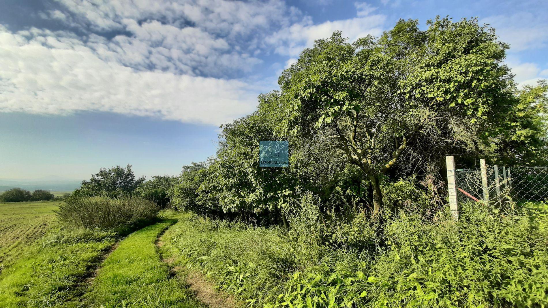 Prodej pozemku 812m2, Polepy, Libínky, Litoměřice