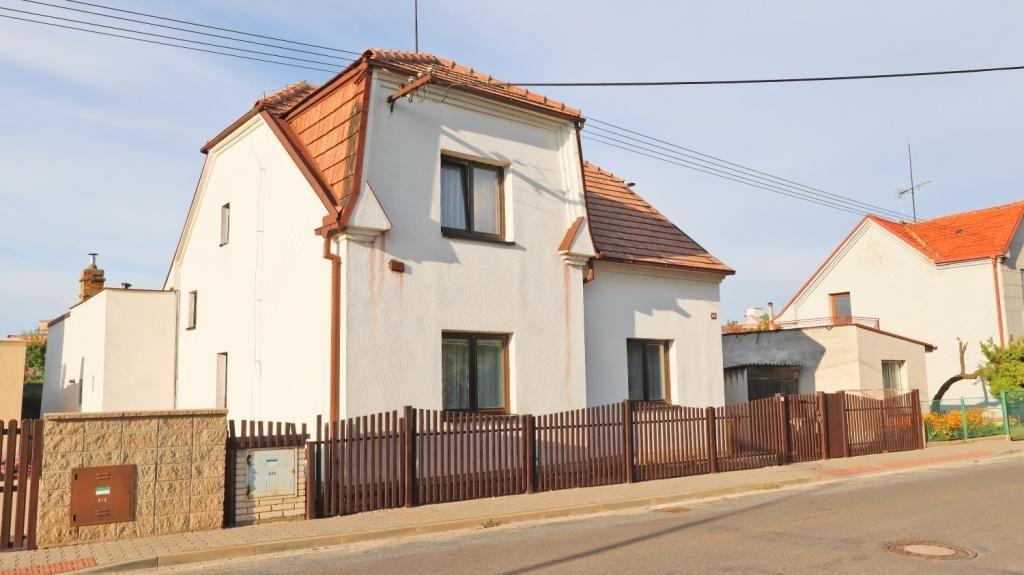 Rodinný dům v širším centru Holic