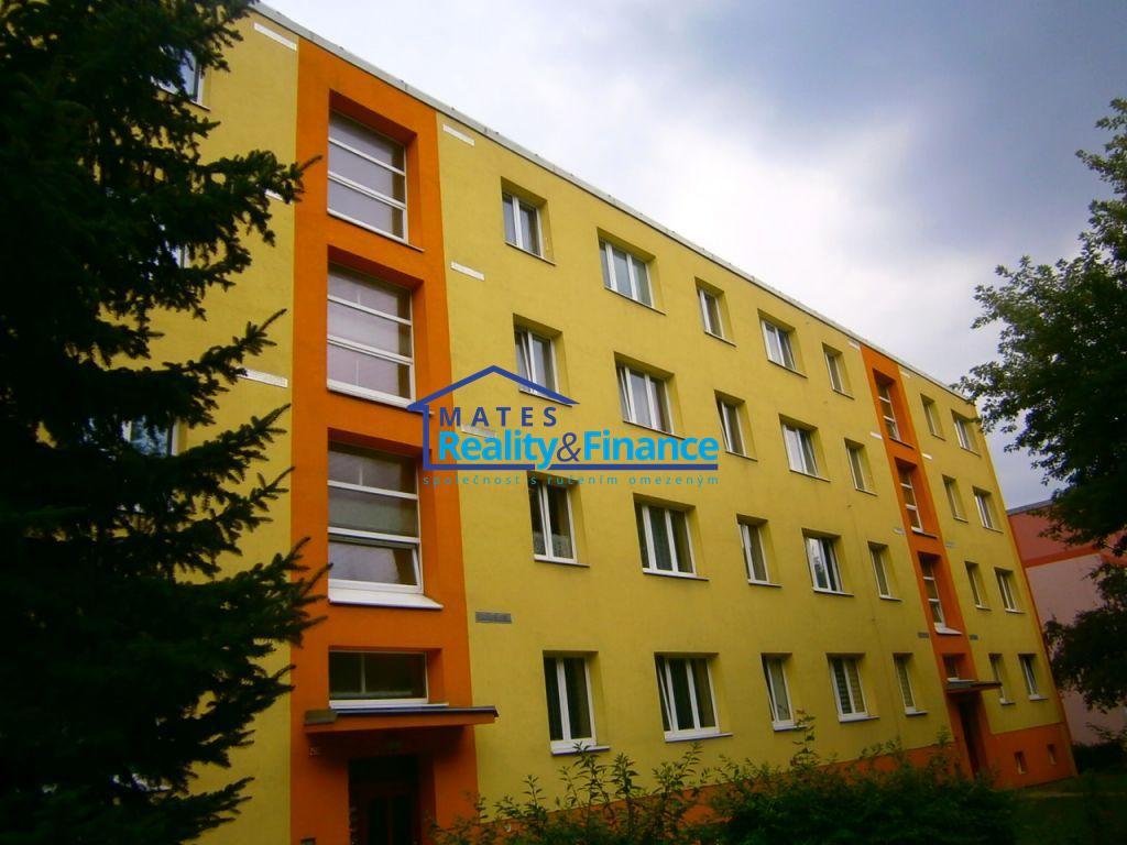 Pronájem bytu 1+1 Most, ul. Zdenka Fibicha