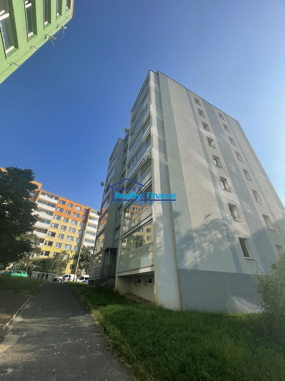 Pronájem bytu 2+kk Most, ul. Josefa Ševčíka