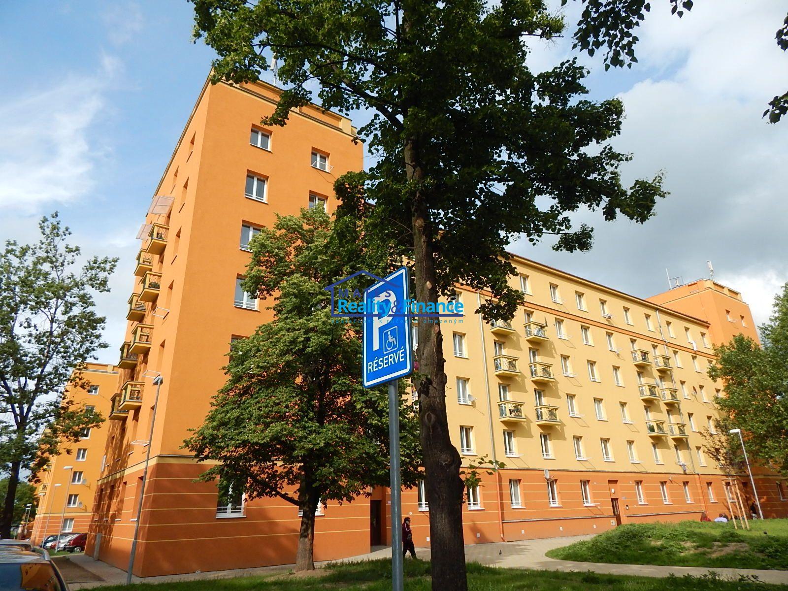 Pronájem bytu 2+1+B Most, ul. tř. Budovatelů