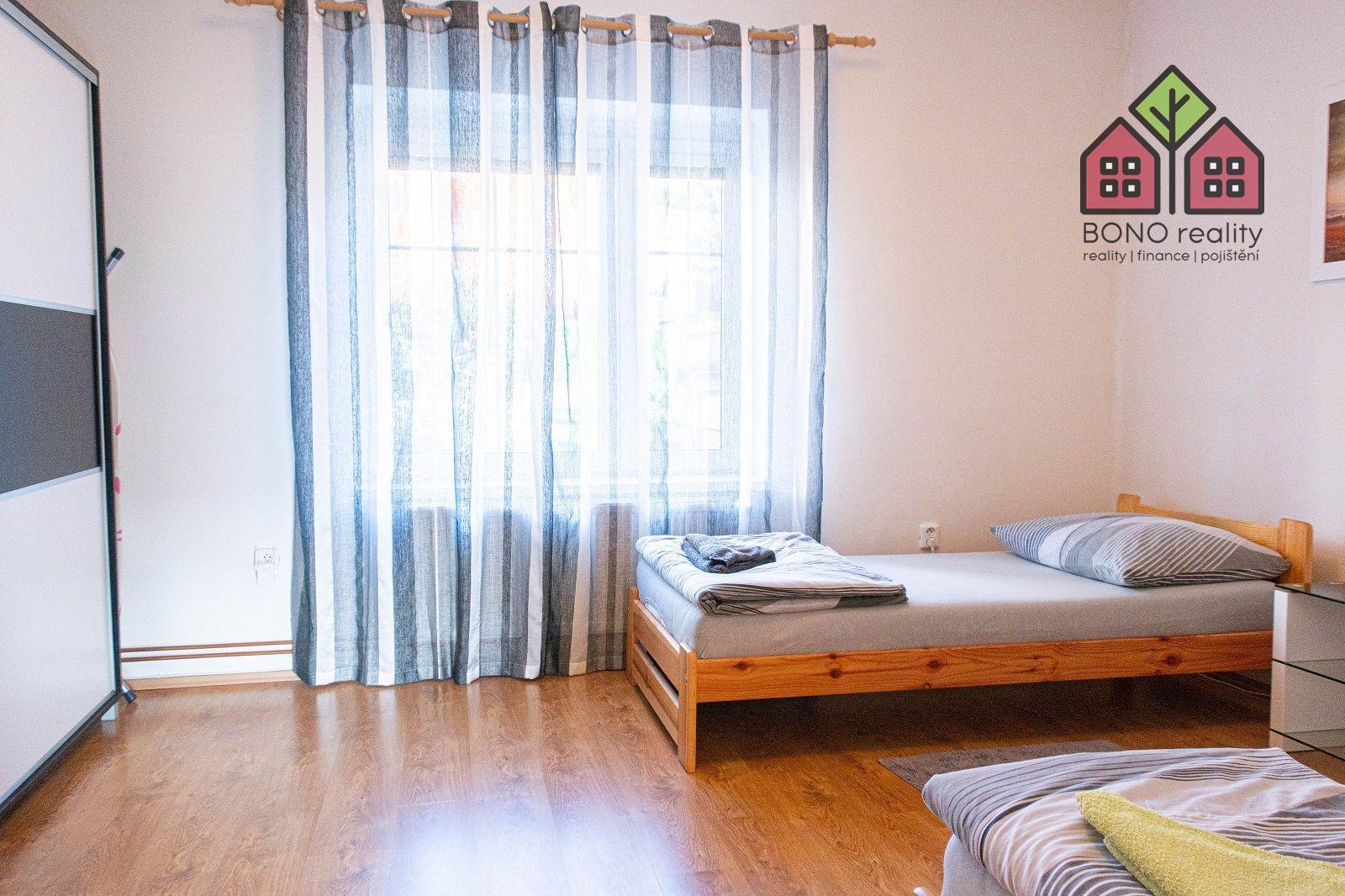 Pronájem bytu 2+1, OV, 66 m2, Ústí nad Labem- Střekov, ulice Purkyňova