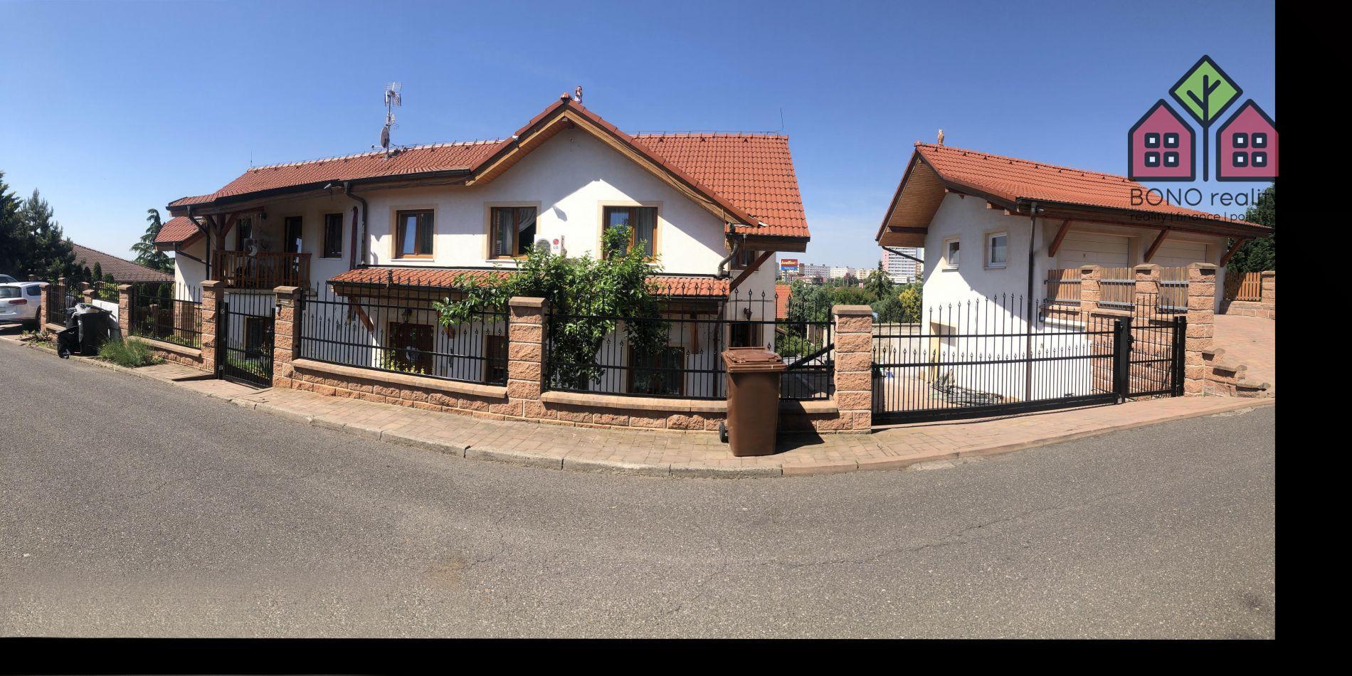 Vícegenerační RD 7+kk, pozemek 1353 m2, dvě garáže, zahrada, bazén, Most, ulice V Sadech