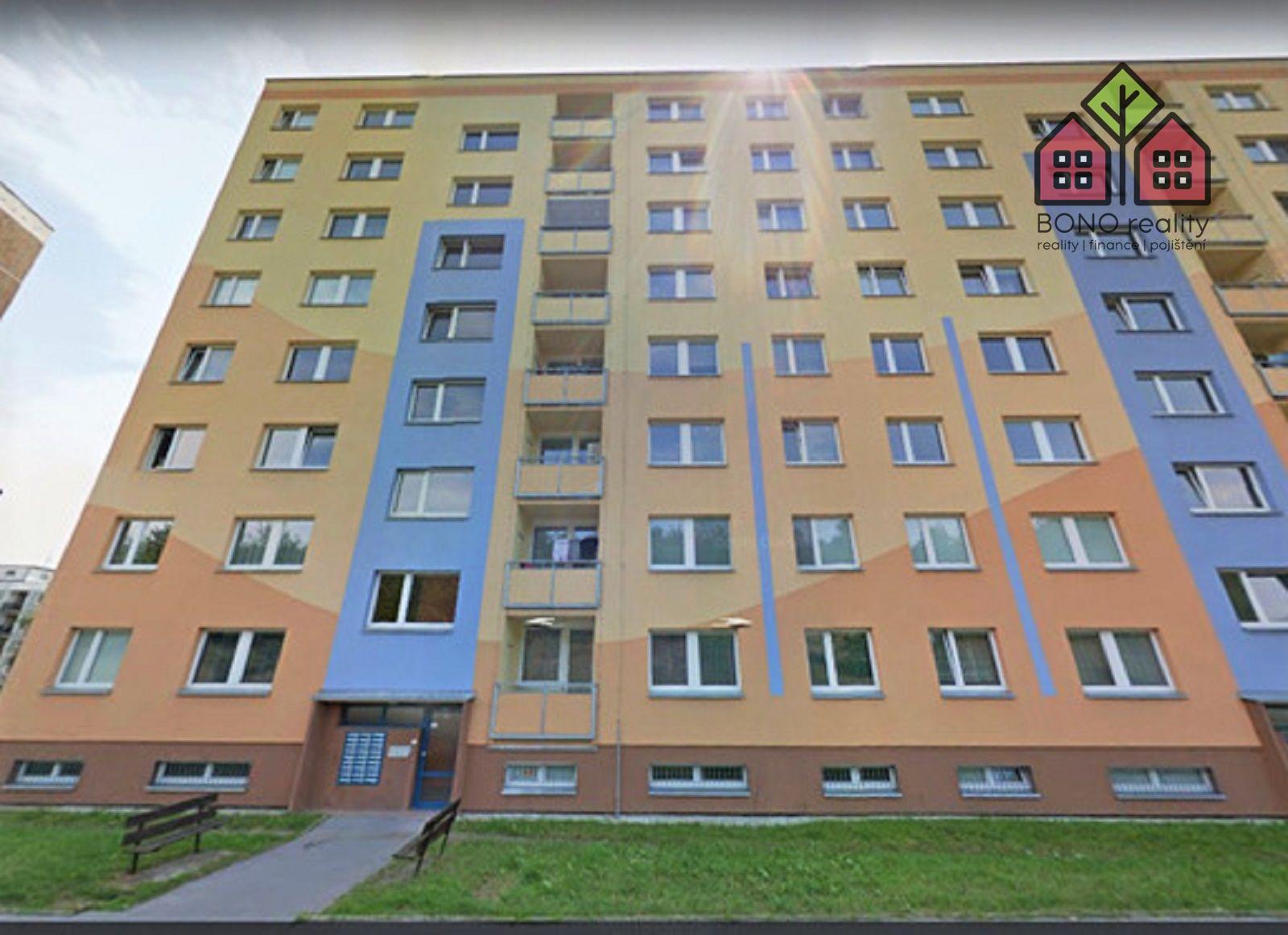 3+1, DV, 78 m2, lodžie, sklep, Ústí nad Labem