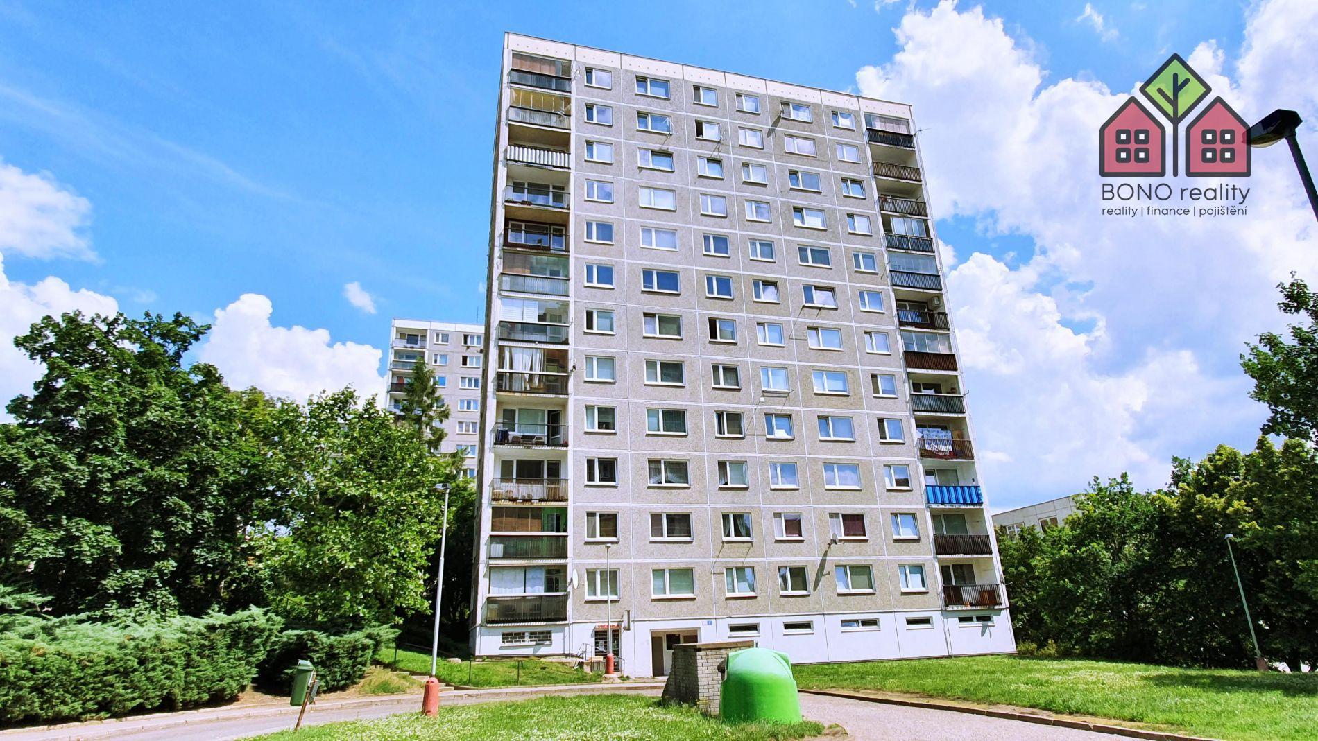 Byt 2+kk, 40 m2, sklep, Šrámkova, Ústí n. L. - Dobětice