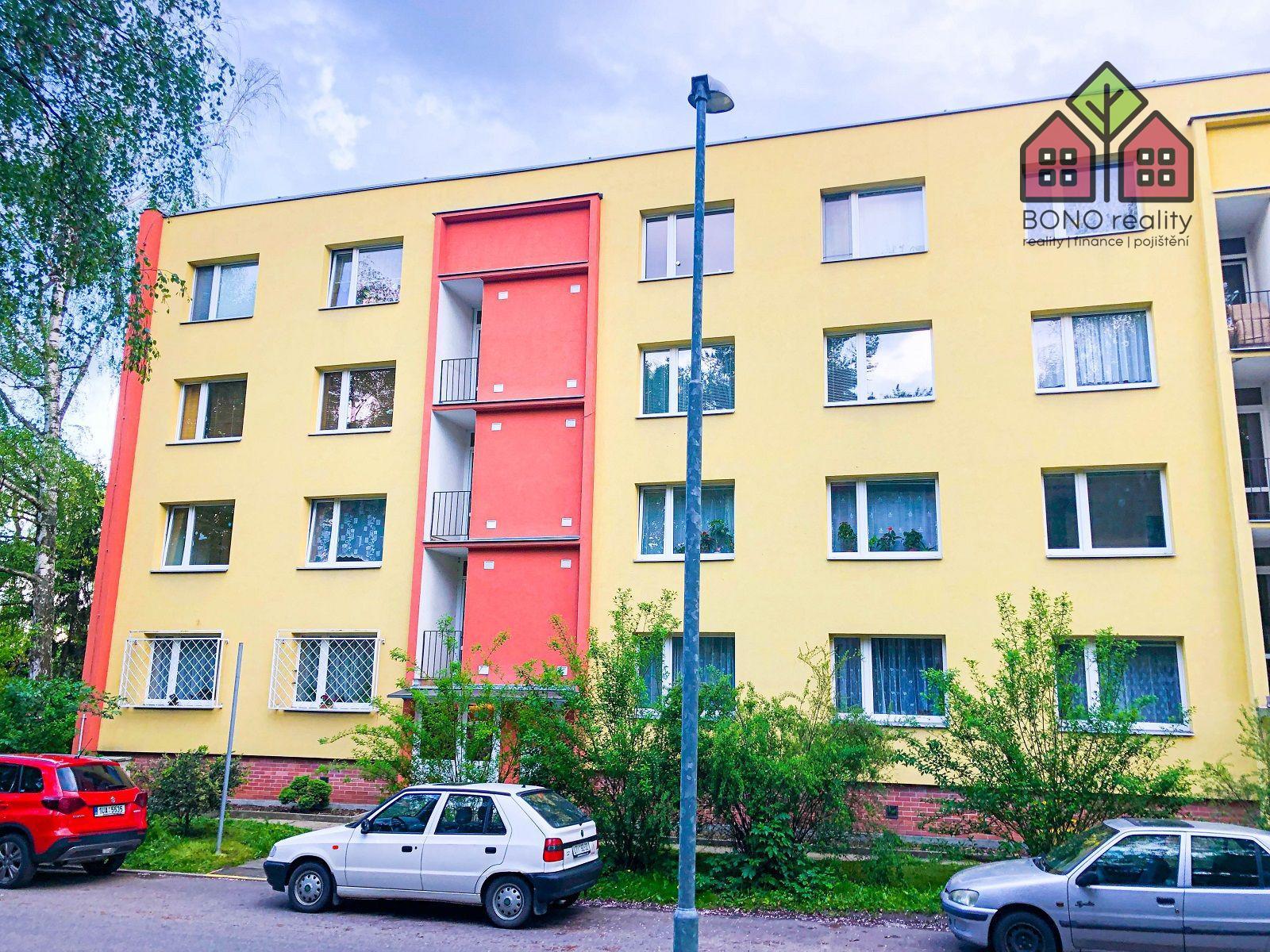 1+1, OV, 35 m2, částečná rekonstrukce, dlouhodobý pronájem, obec Litoměřice, ulice Vrchlického