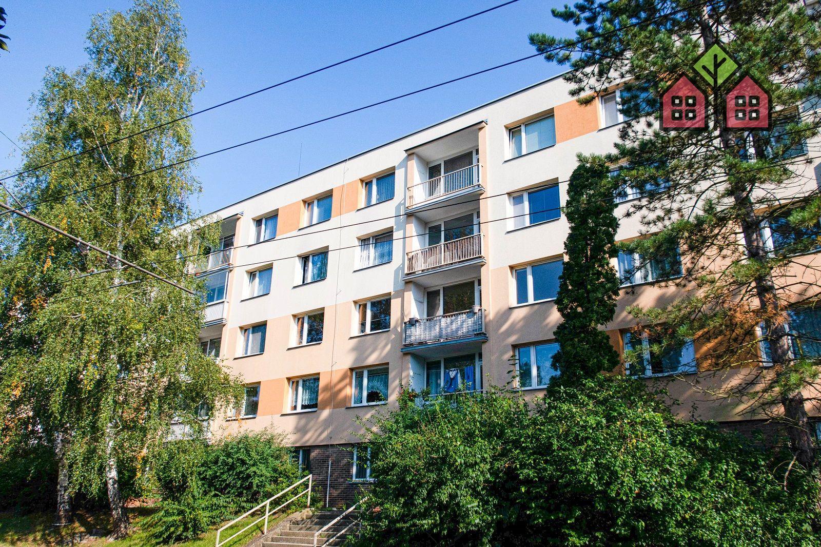 3+1, OV, 68 m2, po rekonstrukci, lodžie, komora, Ústí nad Labem - část Střekov