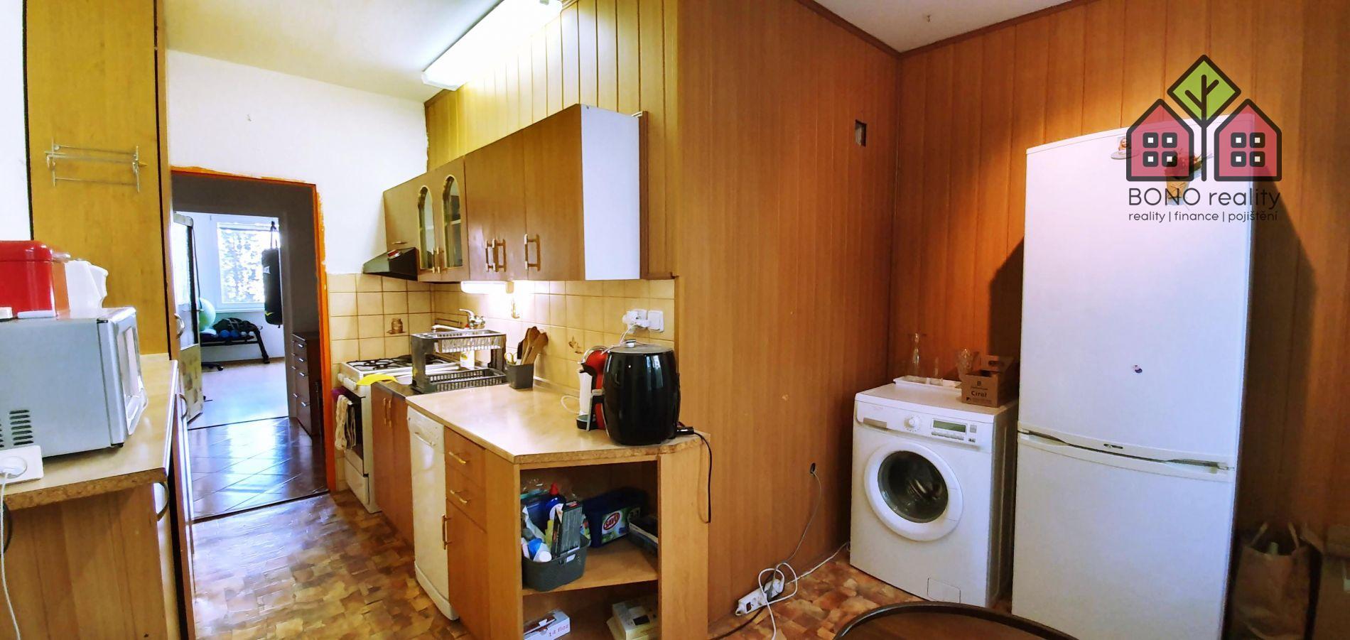 Byt OV, 4+1, 86 m2, lodžie, Jizerská, Ústí n. L. - Severní terasa