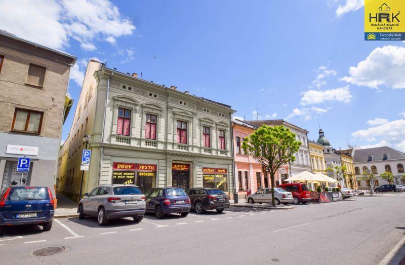 Prodej činžovního domu ve Šternberku