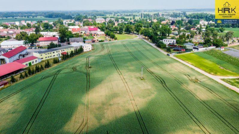 Soubor investičních pozemků v Olomouci, k.ú. Chválkovice