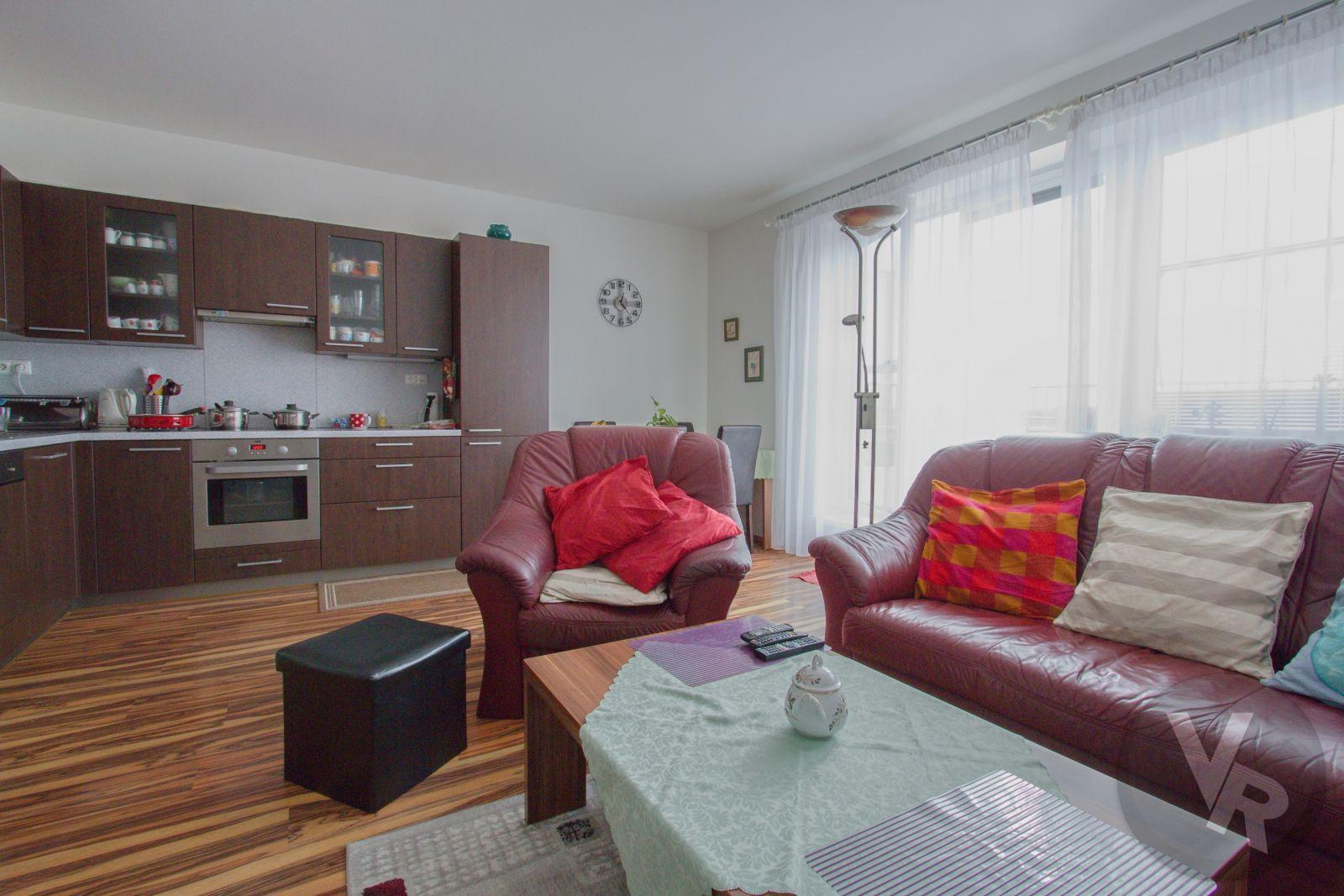 Pěkný bytu 3+kk s velkou terasou