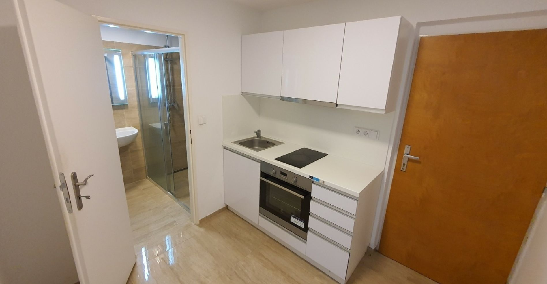 Prodej bytu 1+kk, 28m2, Praha 4 - Pankrác