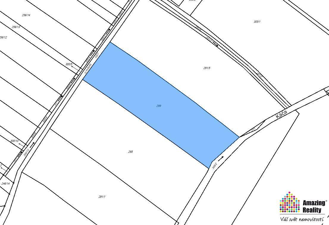 Prodej pozemku o výměře 5.751 m2, v obci Cerhenice, okr. Kolín