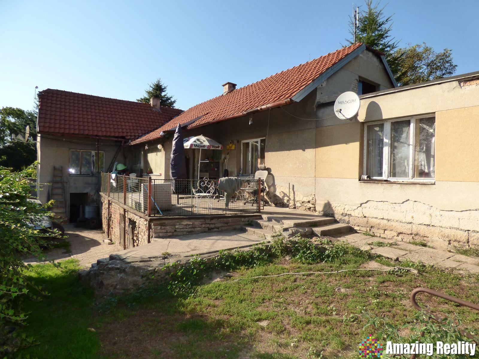 Prodej RD 4+1, s pozemkem 1.062 m2, v obci Chotutice, okres Kolín.