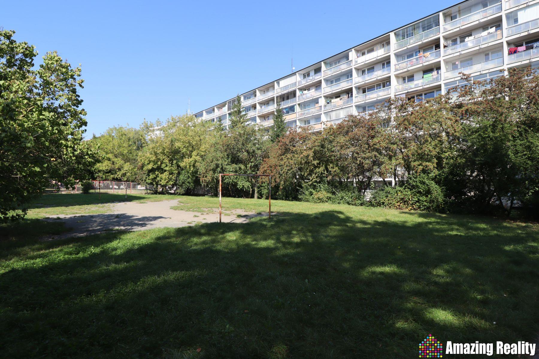 Prodej bytu 1+kk, 34 m2, OV, ul. Sládkovičova, Praha 4 - Krč